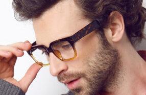 راهنمای انتخاب عینک طبی مردانه بر اساس فرم صورت