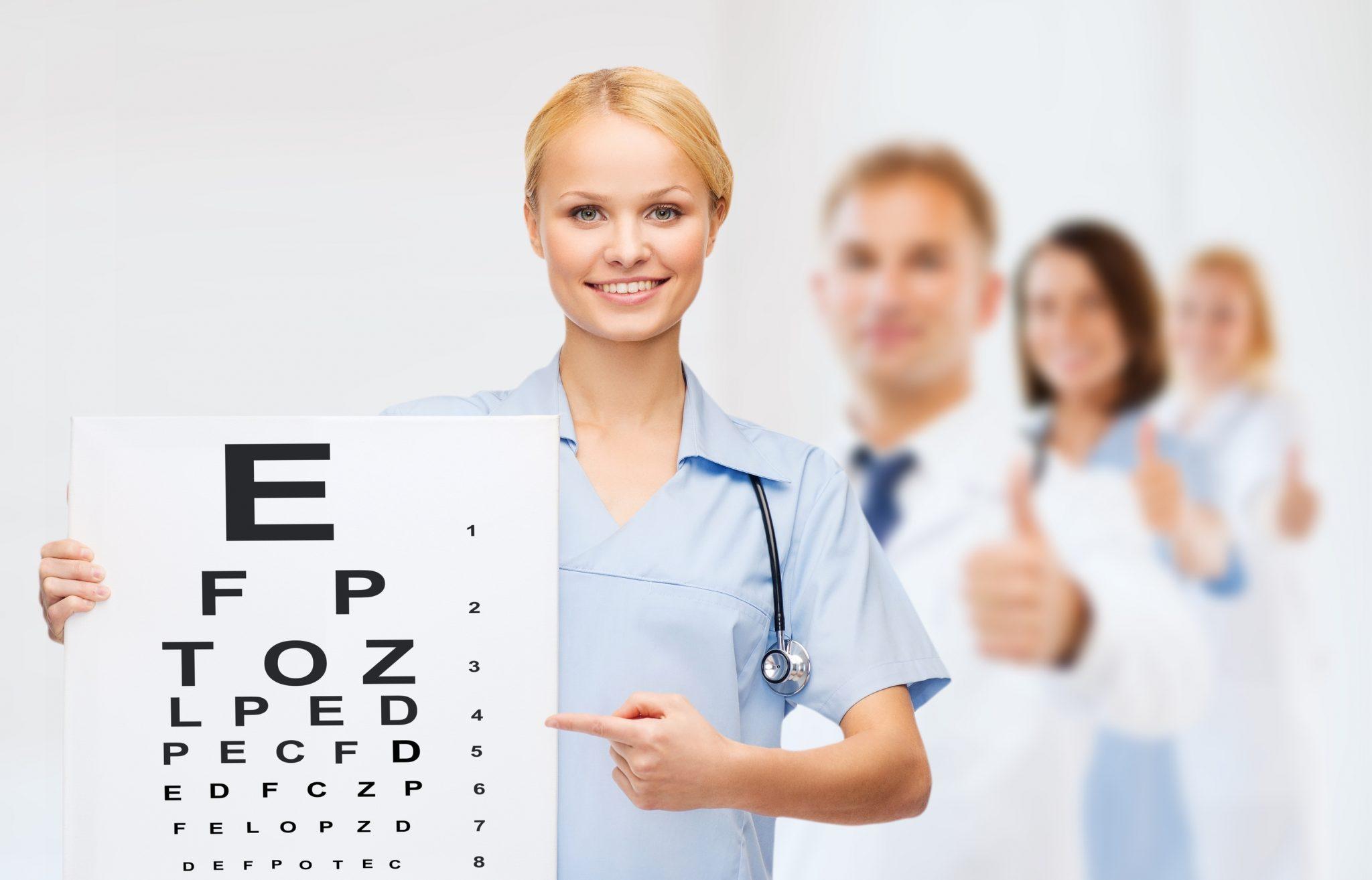 تفاوت میان بینایی سنجی و چشم پزشکی در چیست؟