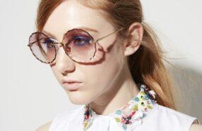 عینک آفتابی بدون فریم : مدلی ماندگار در تمام دوران