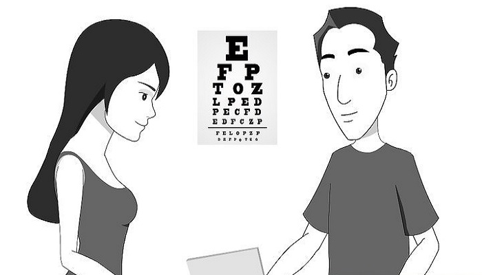 نقویت چشم