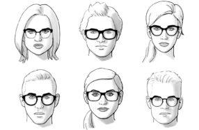 ۱۰ ترفند جالب برای افزایش زیبایی با عینک
