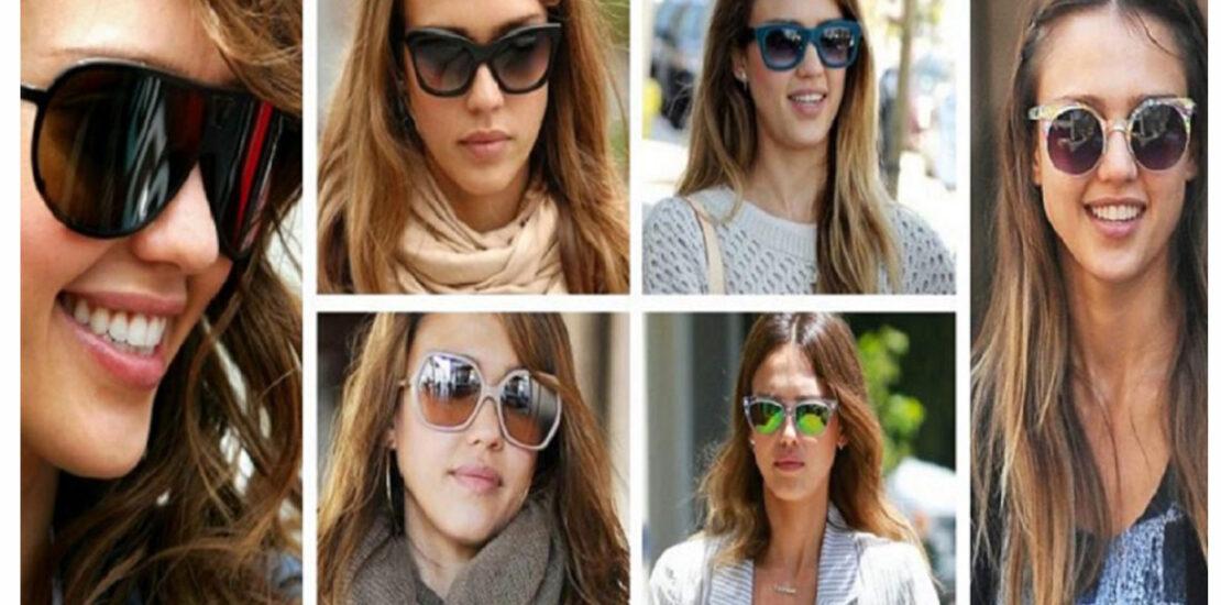 جدیدترین مدل عینک آفتابی زنانه بر اساس انتخاب افراد معروف دنیا