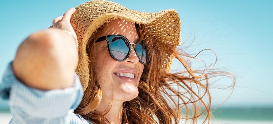حفظ سلامت چشم ها در تابستان