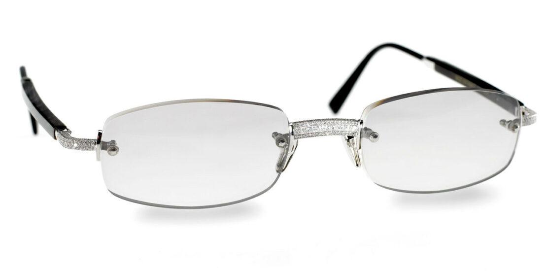 گرانترین عینک های جهان ؛ از کارتیه تا شوپارد (Chopard)