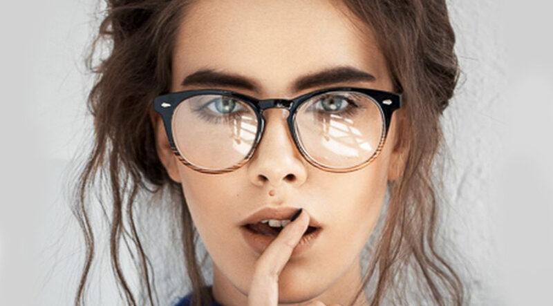 انتخاب عدسی عینک طبی