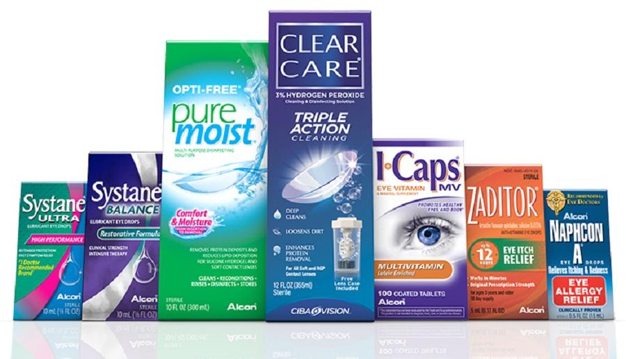 معرفی بهترین مارک لنز چشم: شرکت آمریکایی-سوئیسی «آلکان»
