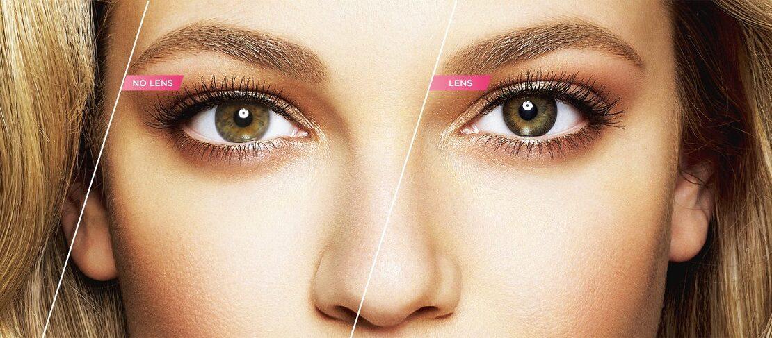چه رنگ لنزی مناسب چشمان شماست؟