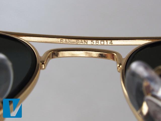 نحوه تشخیص عینک ریبن اصل