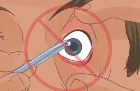 لنز شکسته را چگونه از چشم خارج کنیم؟ نکات مهمی که در استفاده از لنز باید بدانید