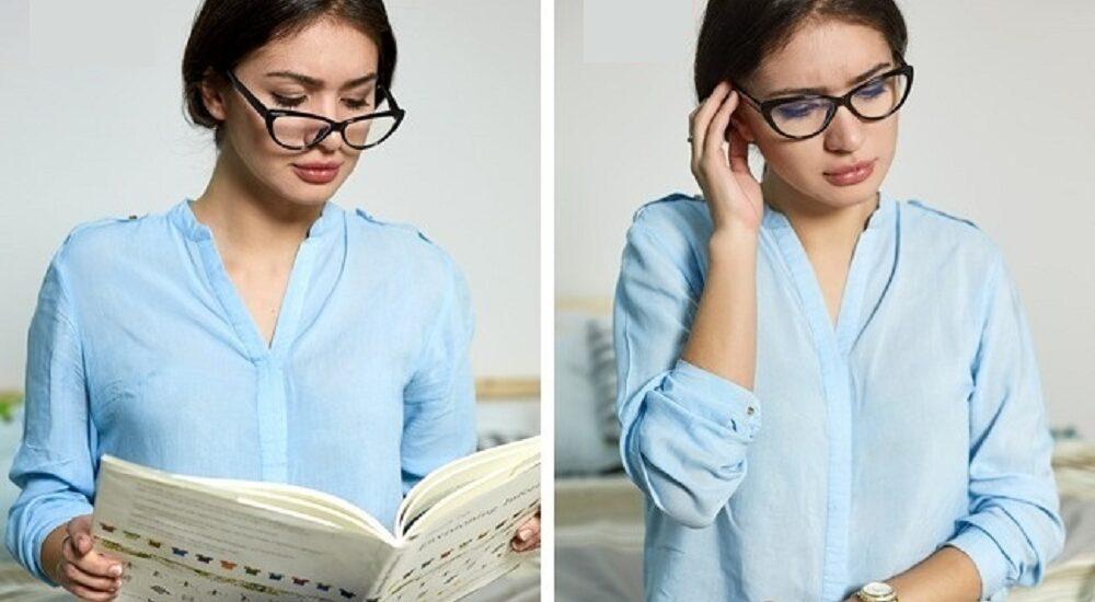 راهنمای تنظیم فریم عینک در خانه بدون نیاز به وسیله خاصی