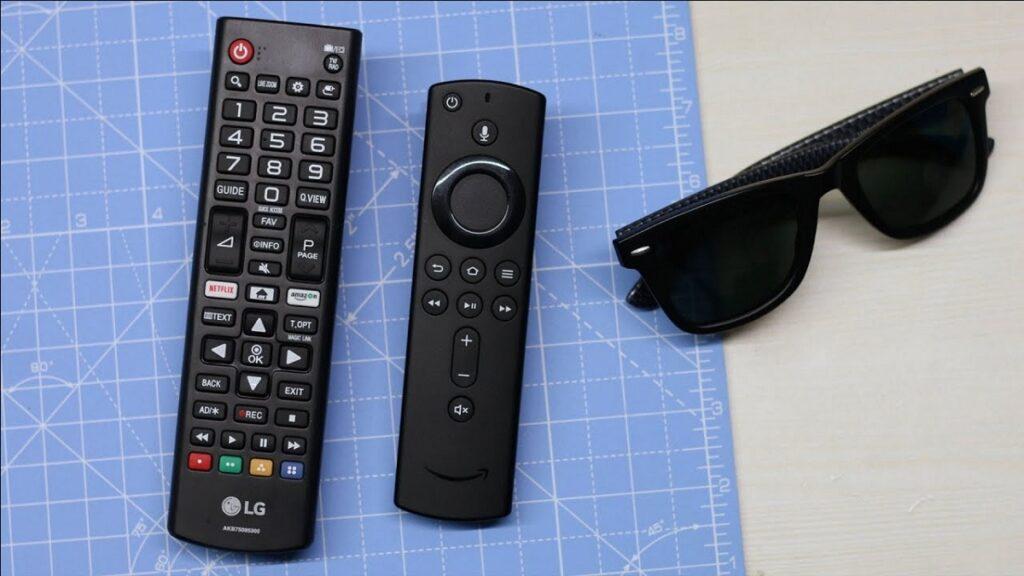 تشخیص عینک دودی اصل با کنترل تلویزیون