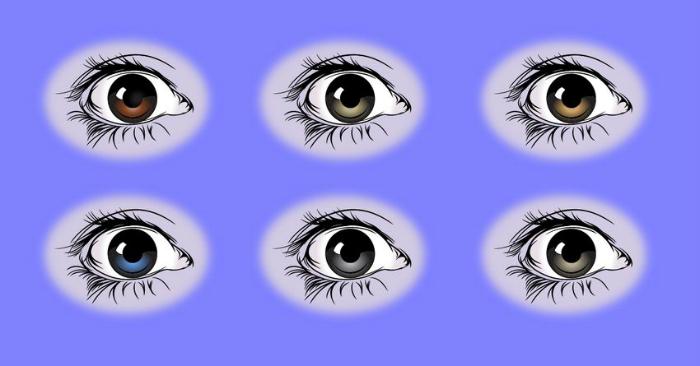 هر آنچه که رنگ و شکل چشم ها در مورد سلامتی شما خواهد گفت