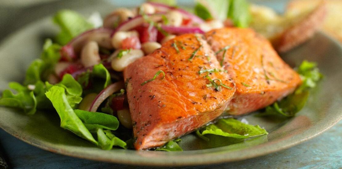 تقویت بینایی چشم با ماهی؛ در زمستان ماهی نخورید
