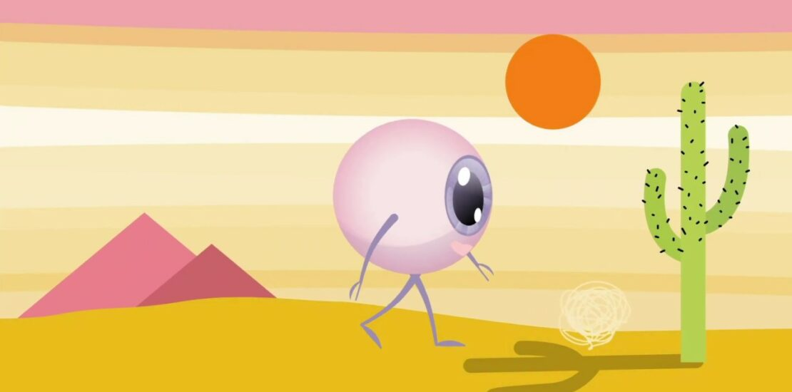 خشکی چشم را چگونه میتوان درمان کرد؟