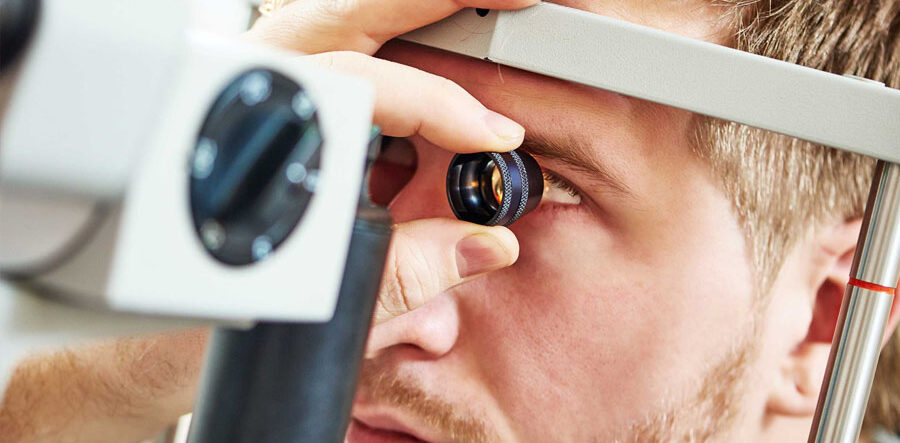 جراحی گلوکوم (آب سیاه یا فشار چشم)
