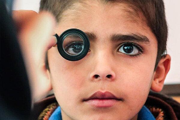 سنجش بینایی کودکان