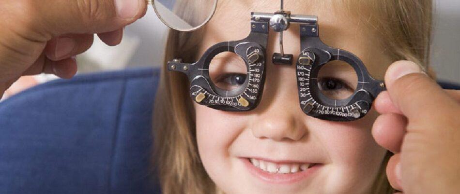 آزمایشهایی ساده برای سنجش بینایی کودکان