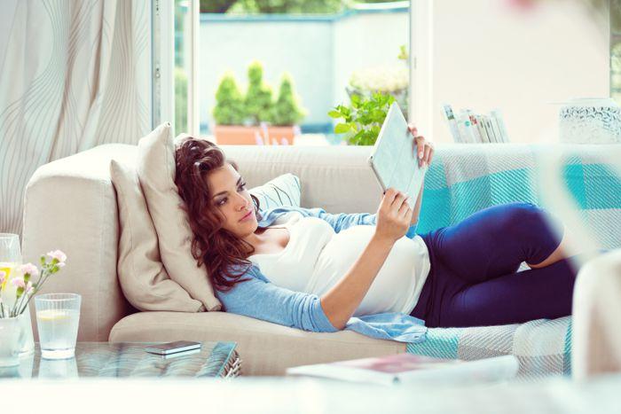 بارداری باعث ایجاد خشکی چشم و دیگر مشکلات بینایی میشود