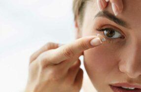 ۸ ریسک و عوارض جانبی پوشیدن لنزهای تماسی