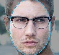 ۷ نمونه عینک طبی مناسب برای صورت بیضی شکل