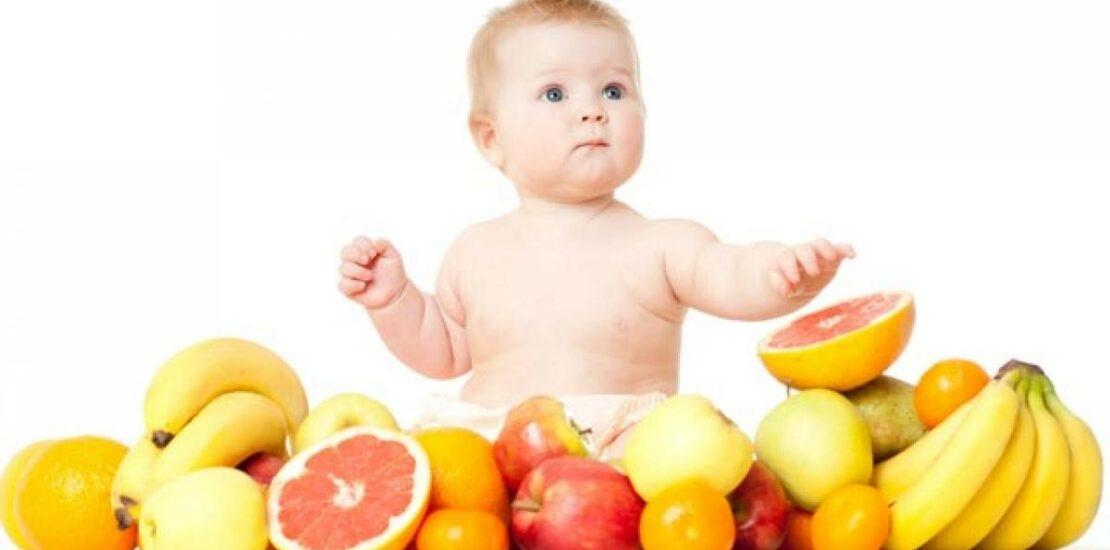 تغذیه مناسب برای بینایی کودک