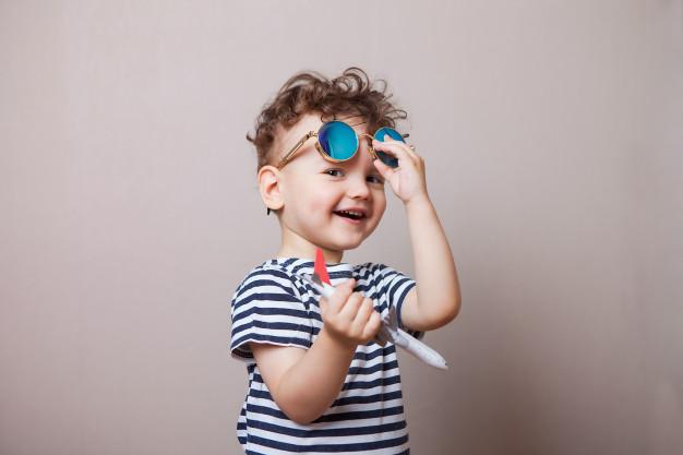 جدیدترین مدل عینک برای کودکان چیست؟