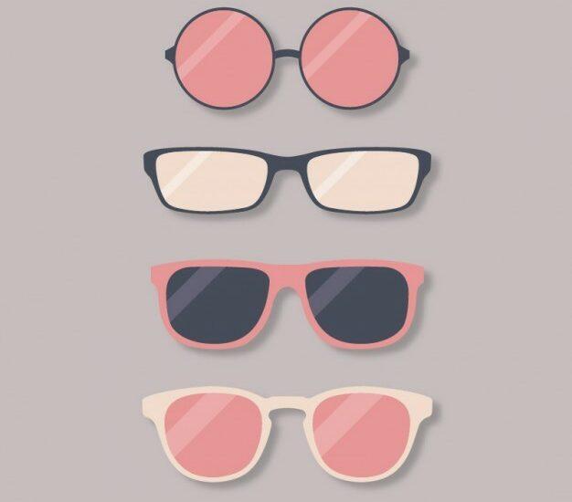 آداب عینک آفتابی؛ اصولی که بهتر است هنگام استفاده از عینک آفتابی رعایت کنیم.