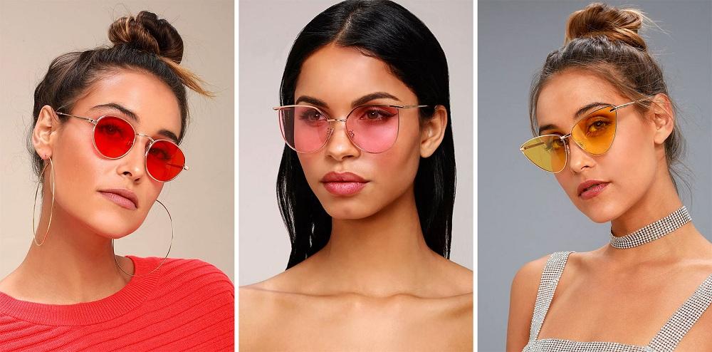 آیا میدانید رنگهای مختلف عینک آفتابی چه معنایی دارند؟