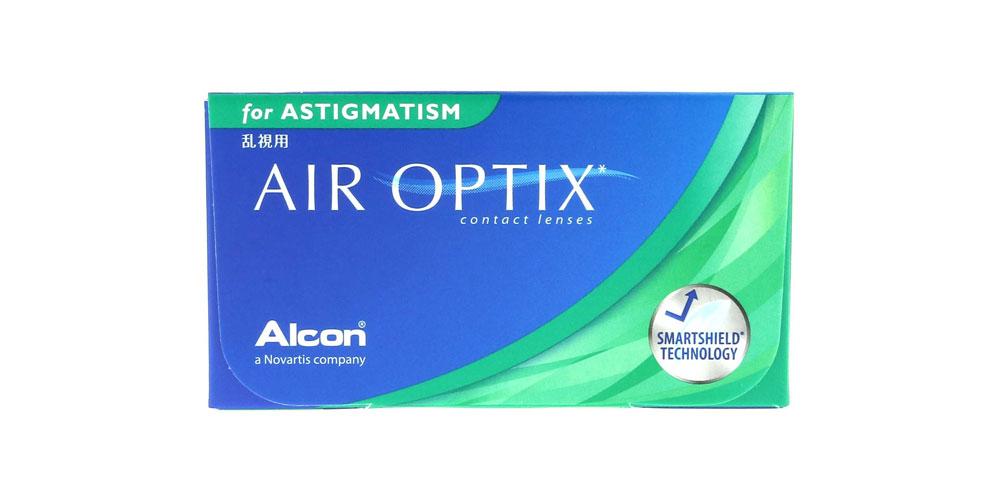 هر آنچه در مورد لنز طبی آستیگمات Air Optix باید بدانید