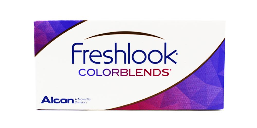هر آنچه در مورد لنز رنگی فرشلوک (FreshLook Colorblends) باید بدانید