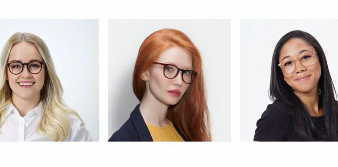 راهنمای انتخاب رنگ فریم عینک طبی بر اساس رنگ مو؛ از موی مشکی تا بلوند و قرمز