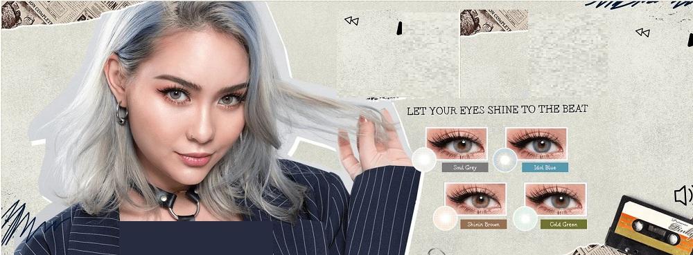 راهنمای انتخاب بهترین رنگ لنز بر اساس رنگ چشمها