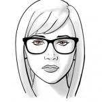 رنگ فریم عینک طبی بر اساس رنگ چشم