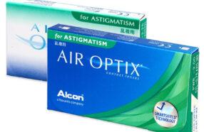 راهنمای خرید لنزهای تماسی برند Air Optix