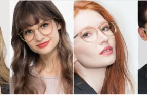 عینک طبی با فریم بی رنگ را با چه تیپی می توان ست کرد؟