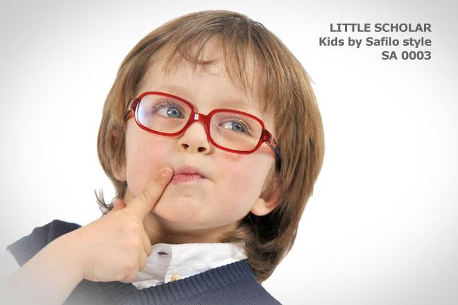 جدیدترین مدل عینک طبی بچه گانه