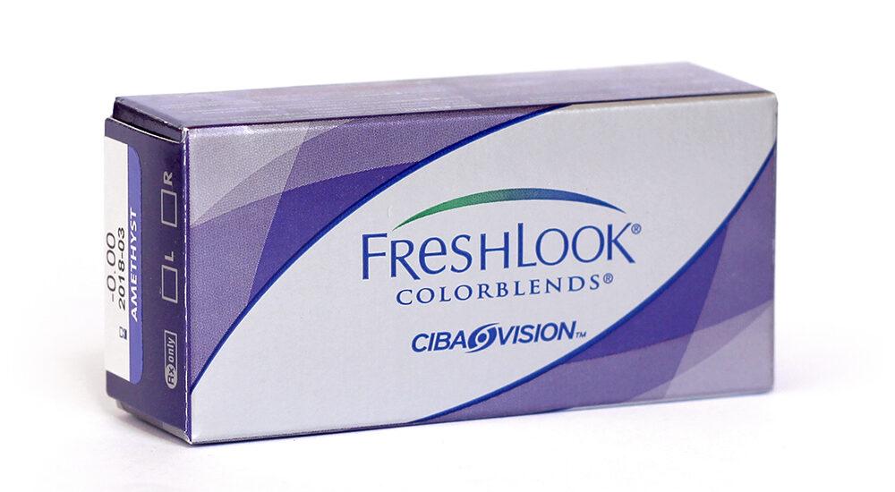 راهنمای خرید لنزهای تماسی برند FreshLook