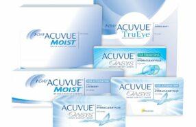 راهنمای خرید لنزهای تماسی برند Acuvue