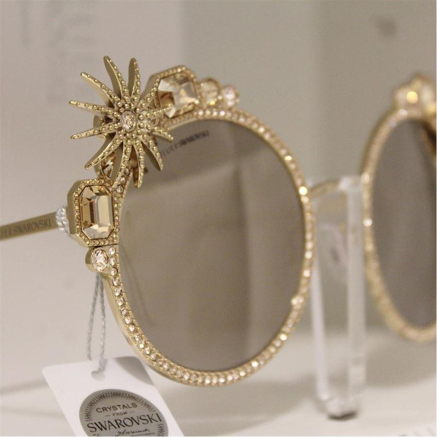 عینک آفتابی سواروسکی