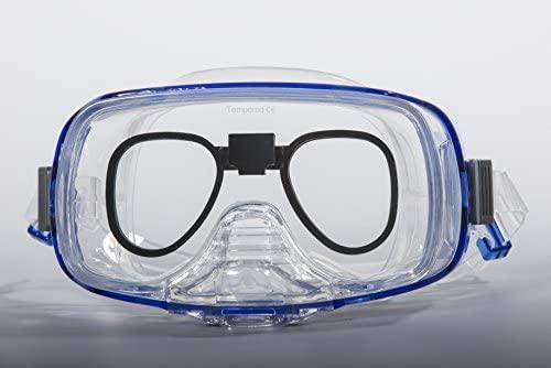 عینک غواصی طبی