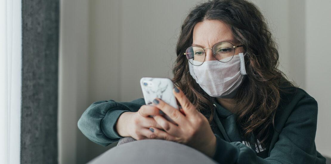 ضدعفونی کردن عینک طبی برای پیشگیری از ویروس کرونا (COVID-19)