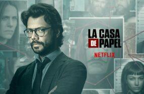 عینک پروفسور در سریال بسیار جذاب «خانه کاغذی» چه مدلی است؟ (La casa de papel)