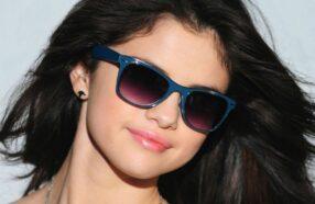 عینک آفتابی سلنا گومز ؛ این خواننده پاپ از چه مدل فریم استفاده میکند؟