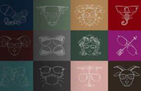 راهنمای انتخاب عینک بر اساس ماه تولد (طالعبینی عینک)
