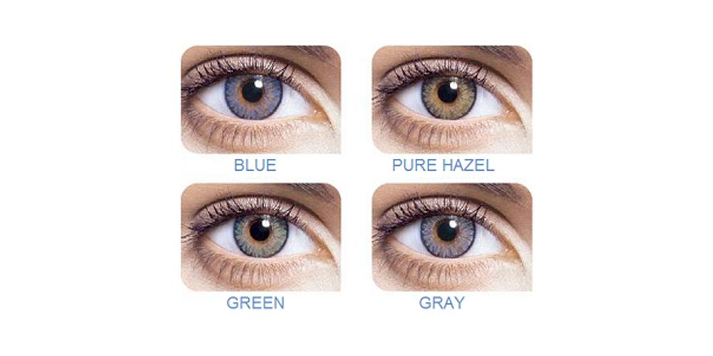 خرید لنز رنگی زیر 200 هزار تومان