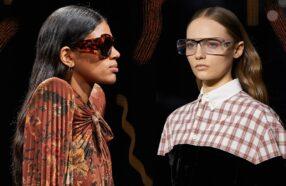 ترند عینک آفتابی زنانه پاییز و زمستان ۲۰۲۰ و ۲۰۲۱