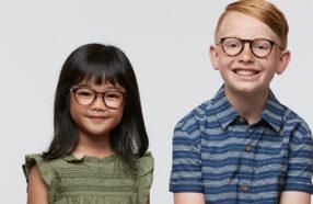 چگونه بهترین مدل عینک طبی را برای کودکان انتخاب کنیم؟