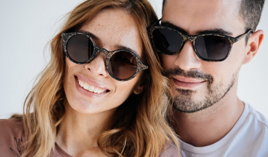 قیمت عینک آفتابی