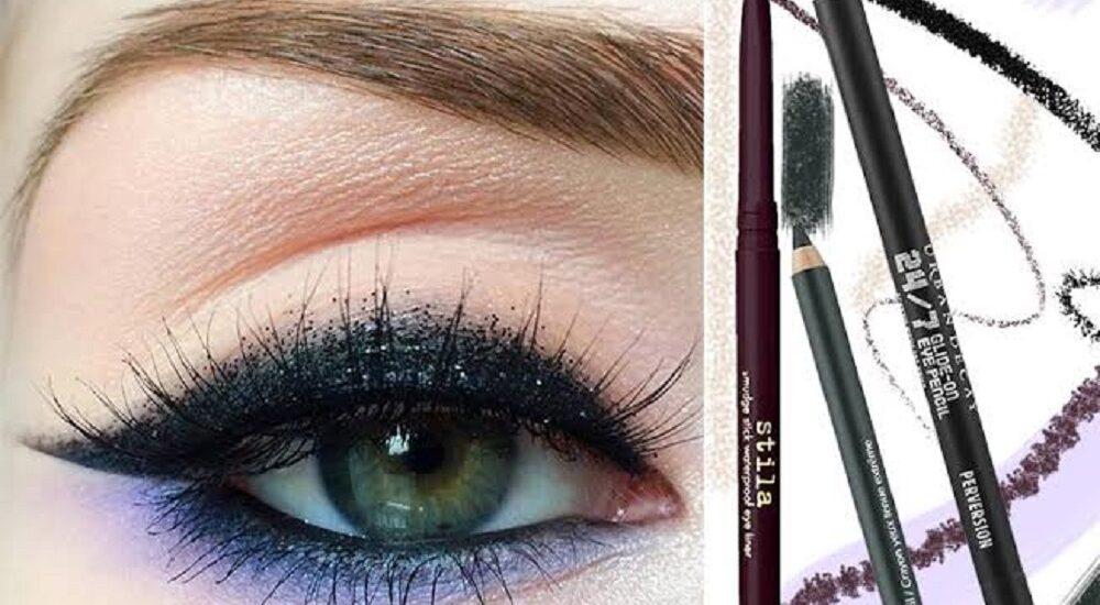 ترفندهای آرایش چشم دودی (اسموکی) با لنز سبز