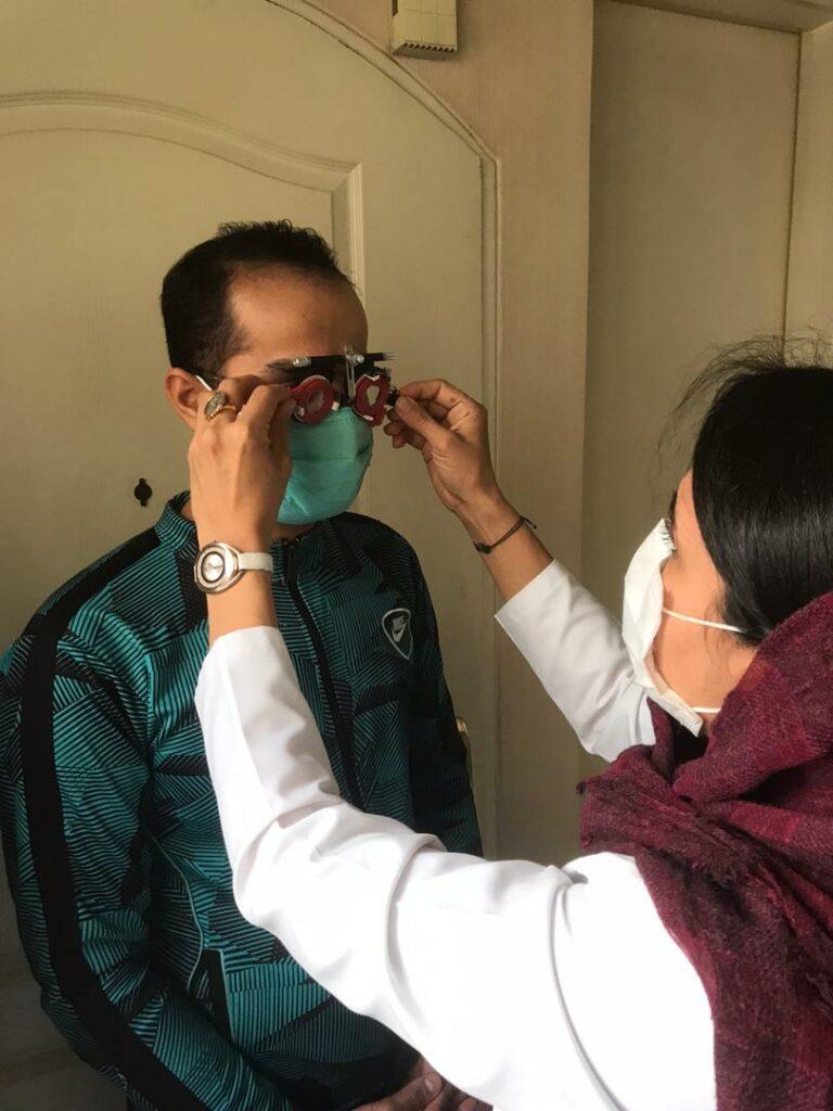 بیناییسنجی سازمانی لوناتو